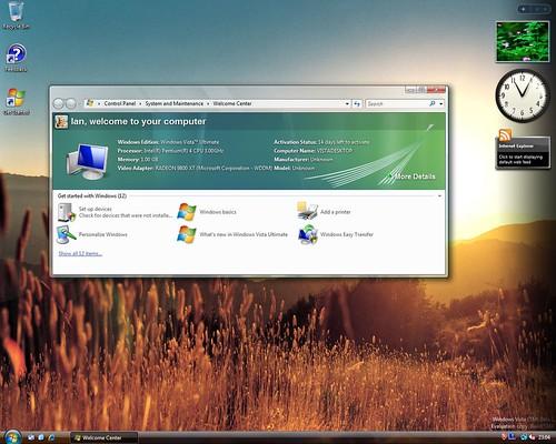Vista - Desktop