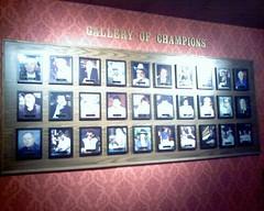 Binion's Gallery of Champions