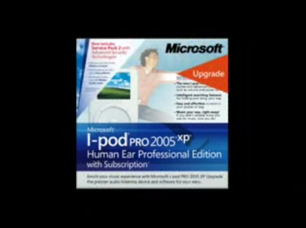 What if Microsoft redesigned the iPod's packaging?