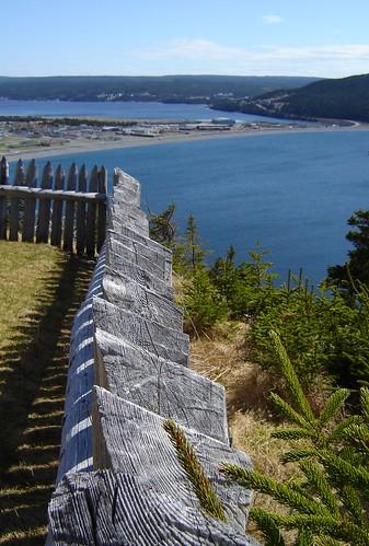 Line of de-fence
