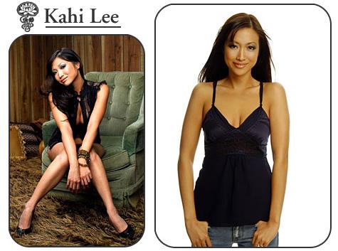 Designer Kahi Lee