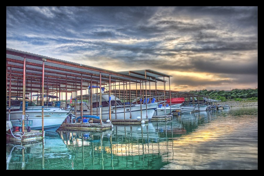 The Boats of Lake Travis