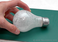 Diy Hollow Out A Light Bulb Teamdroid