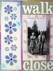Walk Close