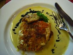 Don Merto's Pan-seared Salmon