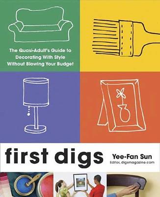 First Digs by Yee-Fan Sun: Book of the Week