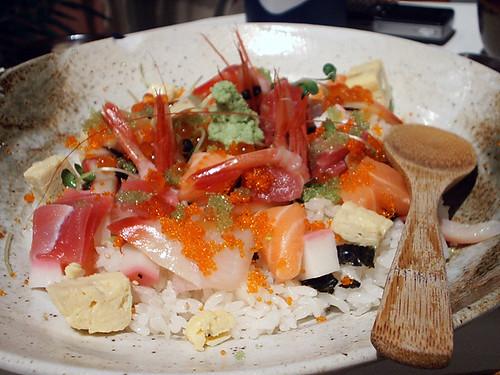 Dinner @ Harbour City 魚一丁 2