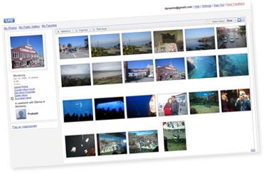 Picassa Web Album