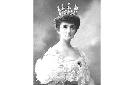 Portrait of Princess Natalia Konstantovicova