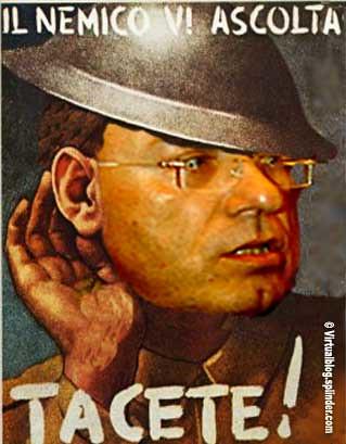 S.S.S. Senatore Storace Spione
