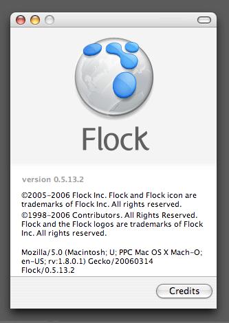 Flock 0.5.13.2 released