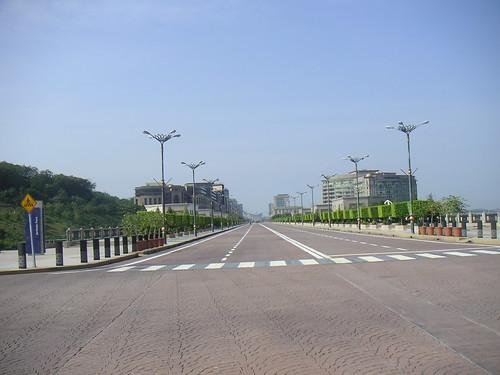 Putrajaya road