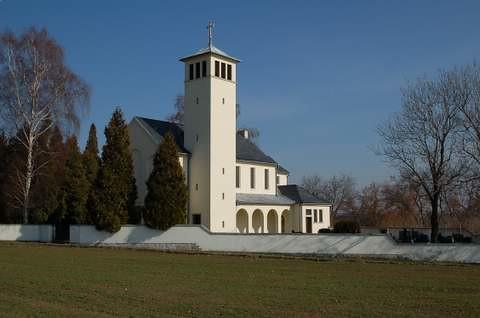 Holasovický kostel