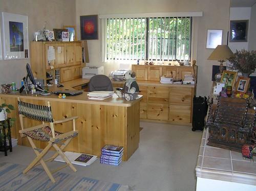 Desk of Jean-Claude Koven