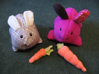 Kwoozy Rabbit Stuffies