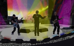 U2inSL  - virtual tribute band