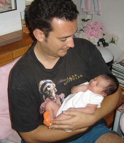 Tío y sobrina