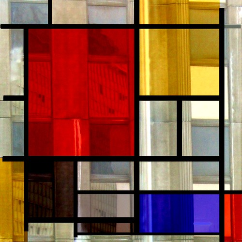 Playing again with Mondrian