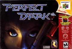 Perfect Dark Cover