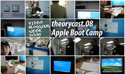 theorycast.08 :: Apple Boot Camp