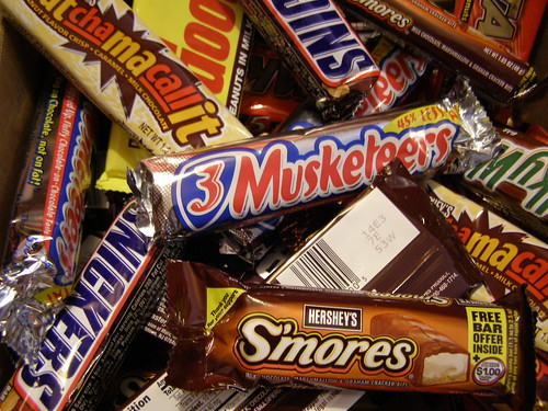 Quick History Of The American Candy Bar Cavalcade Of Awesome