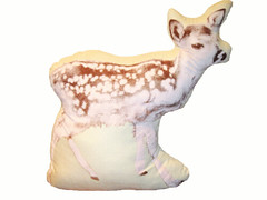 Fawn Pillow by Salvor