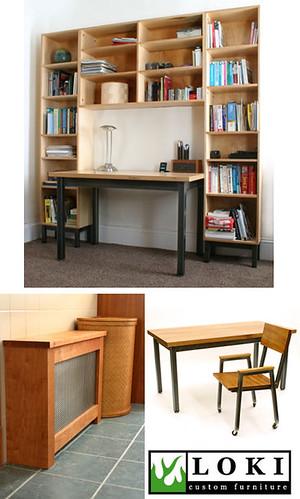Loki Custom Furniture, Boston