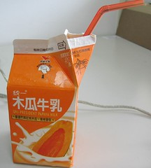 papaya milk