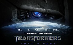 transformers the movie: teaser