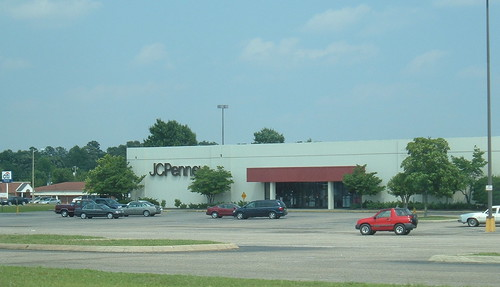 JC Penney, Becker Villiage Mall. Roanoke Rapids, NC