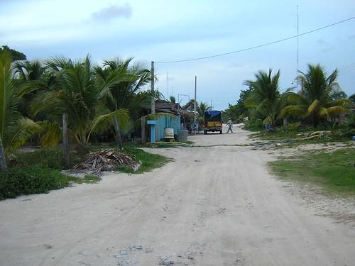 Punta Allen - Main Street