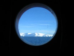 porthole to antarctica