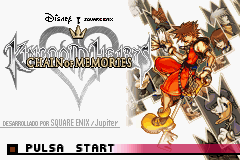 Kingdom Hearts (chain of memories)