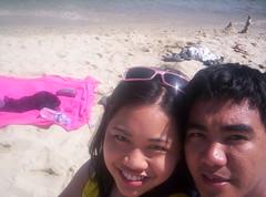 The sun, the beach and us