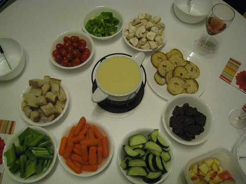 Cheese Fondue, Part 2