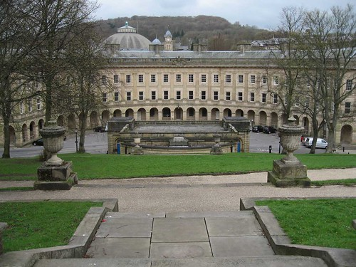Buxton - The Crescent