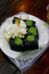 Delicious Black Stinky Tofu