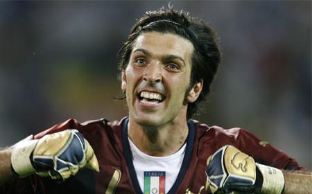 Gianluigi Buffon - il miglior portiere del mondiale