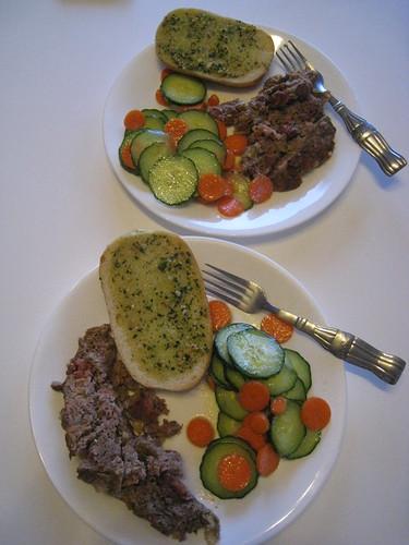 Sort-of Classic Meatloaf