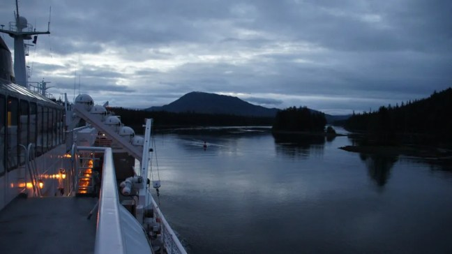 Wrangell Narrows