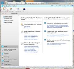 Create Host Service on Windows Azure Management Portal