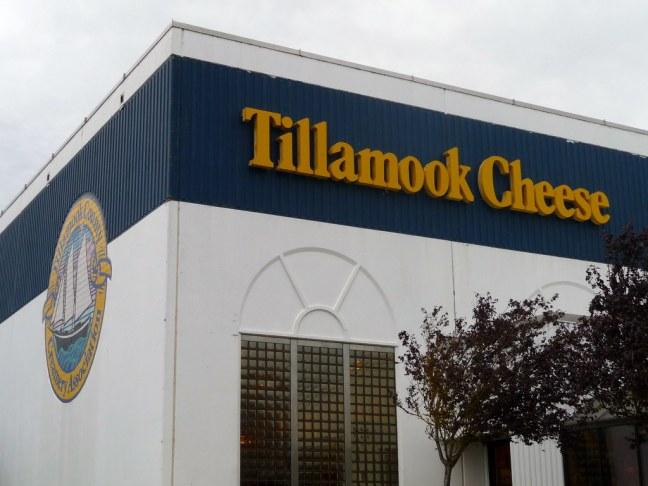 Tillamook Cheese Factory