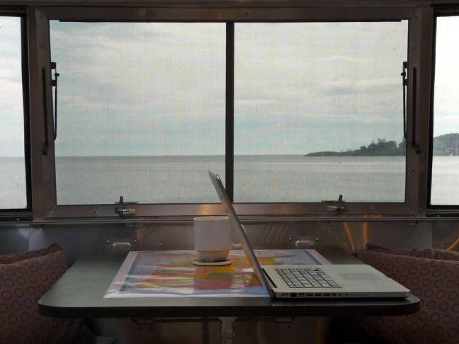Working at Weir's Beach RV Resort