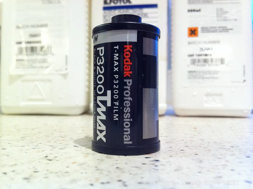Kodak P3200 T-max