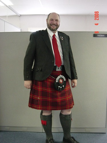 Casual Dressy And Formal Kilt