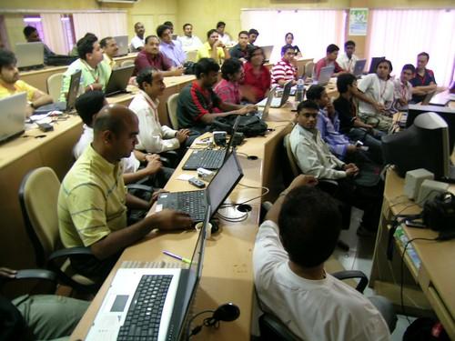 Bar Camp Chennai, Anna University