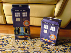 Doctor Who Easter Egg x2