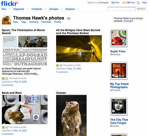 flickr gamma