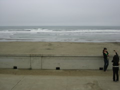 Treacherous North Beach