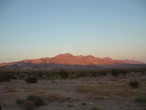 View from Rhyolite